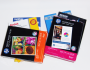 Print vibrant photo's from your own printer, use quality Photo Paper