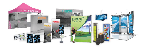 Anything Printing - Trade Show Displays