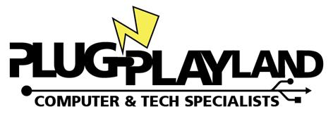 Anything Printing - Plug n Play Land Logo