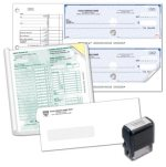 Anything Printing - Manual Cheque Starter Kit