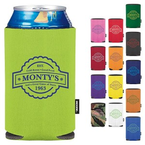Collapsible KOOZIE Can Koolers