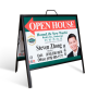 Drive NEW traffic with our quality A-Frame signs!