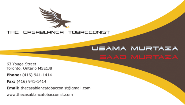 Casablanca Tobacconist - Business Card Draft-1