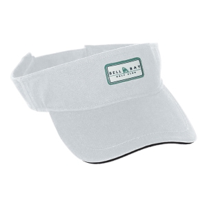 AnythingPrinting - Excel chino twill contrast sandwich visor (decorated)