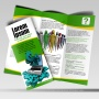 Brochures are a great way to display your products and services